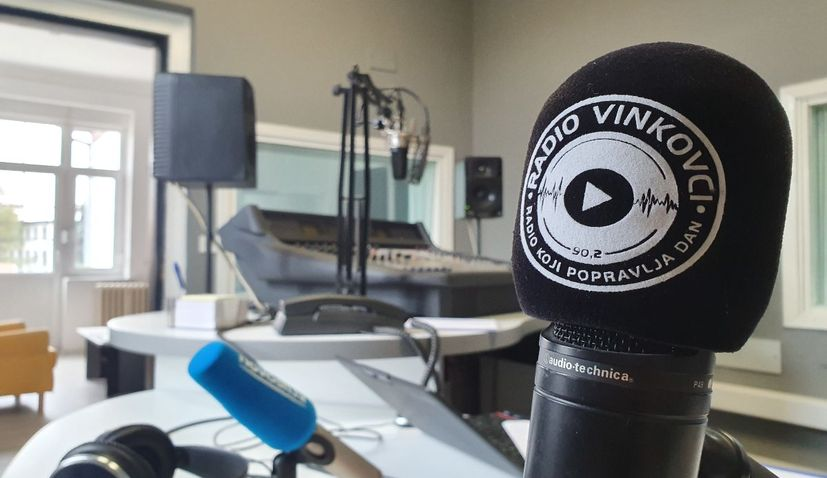 Radio Vinkovci: One of Croatia's oldest existing radio stations celebrates 62nd birthday