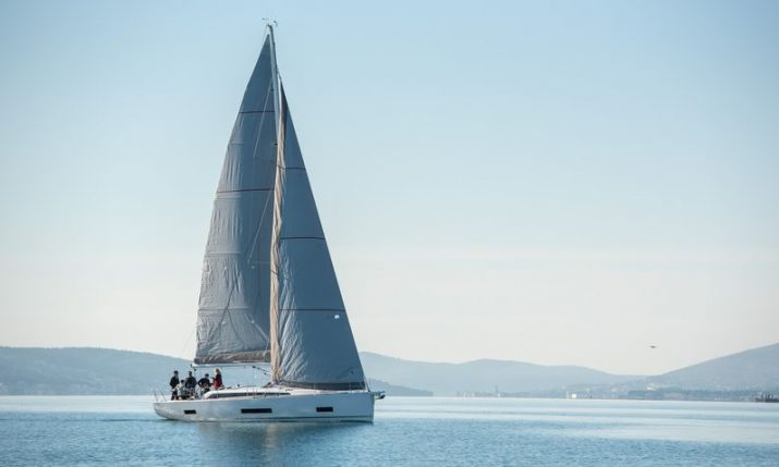 Made in Croatia: World's first yacht with two electric motors
