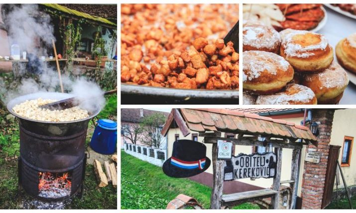 Slow food the Slavonian way