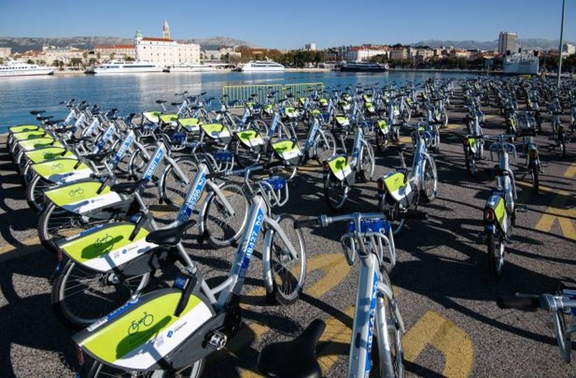 split bike share