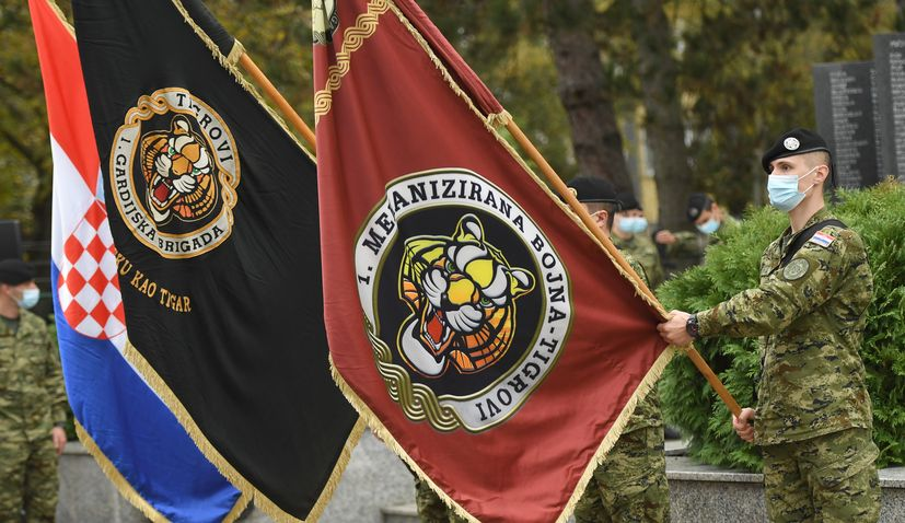 croatian tigers 30th anniversary