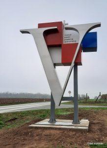 Vukovar V sculpture