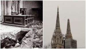 zagreb earthquakes 1880 2020