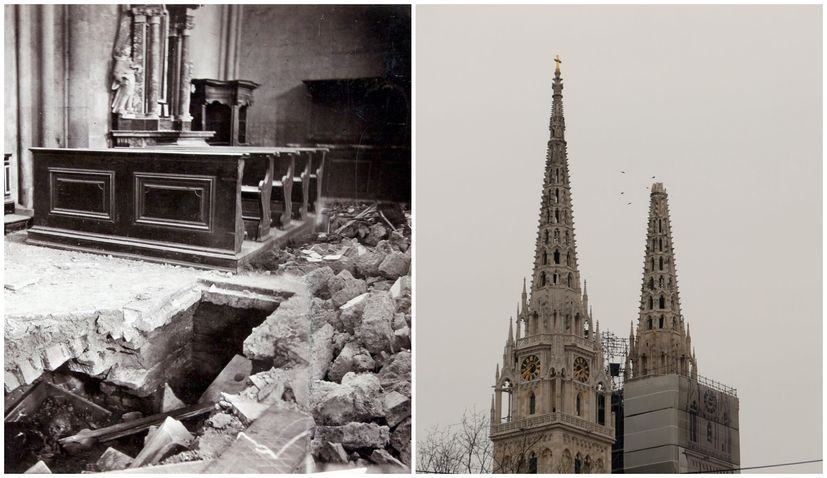 'From Earthquake to Earthquake 1880-2020' exhibition opens in Zagreb