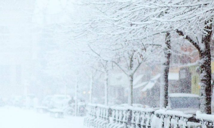 First snow forecast to fall in Zagreb next week