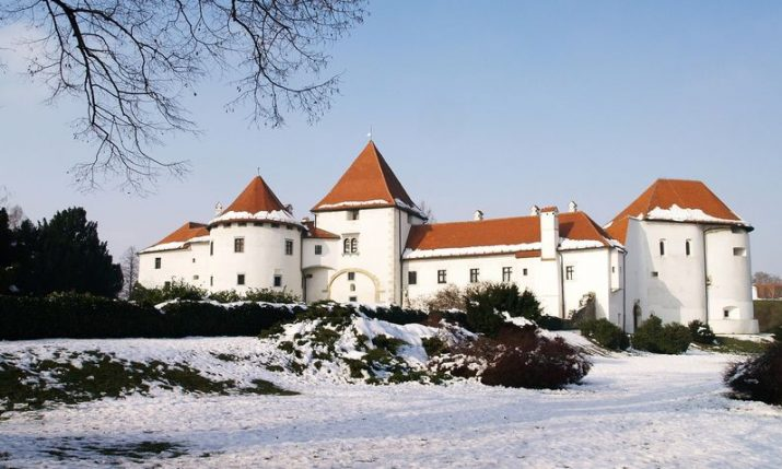 100 Castles in Northern Croatia project to launch