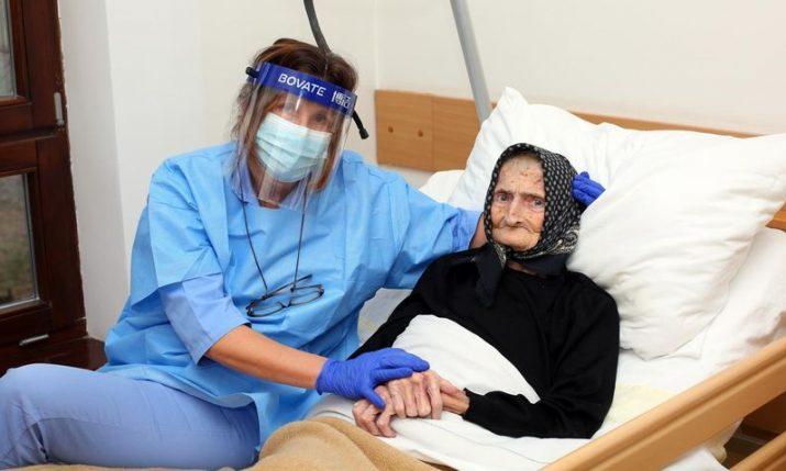 PHOTO: 99-year-old Croatian baka beats coronavirus