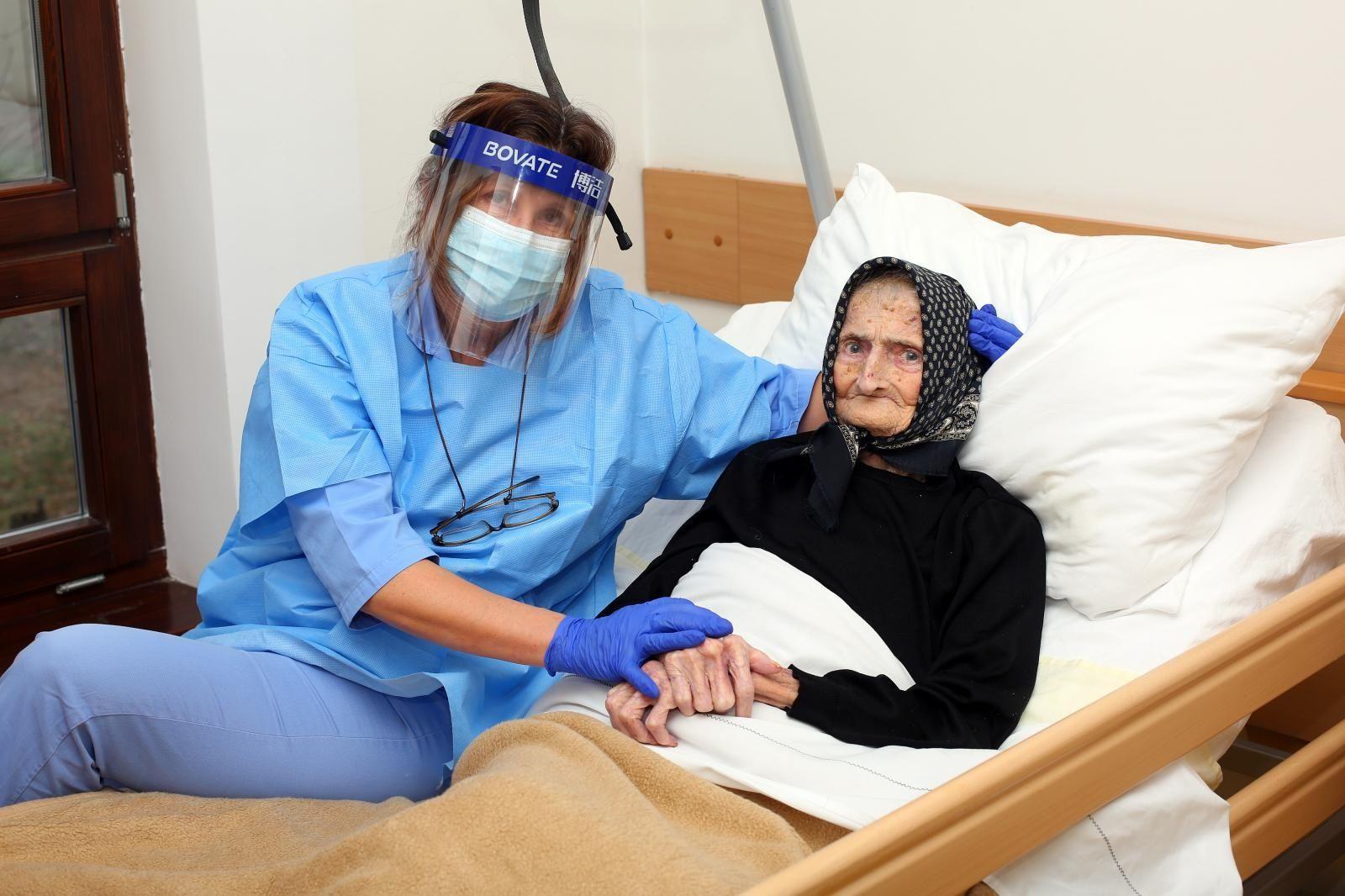 : 99-year-old Croatian 'baka' beats coronavirus