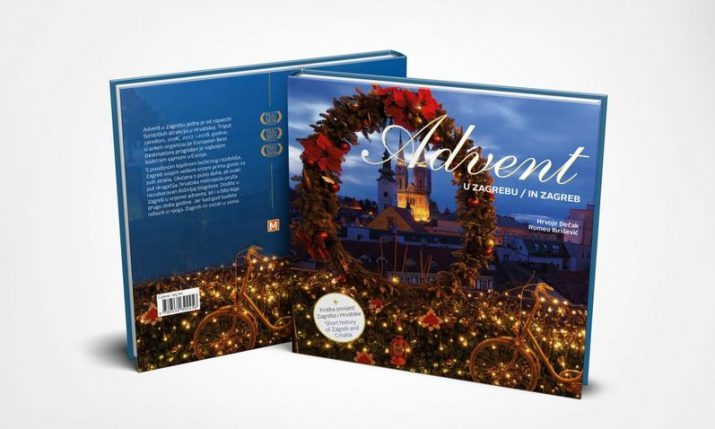 First Advent in Zagreb book published