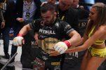 Croatia's Antun Racic retains KSW bantamweight title