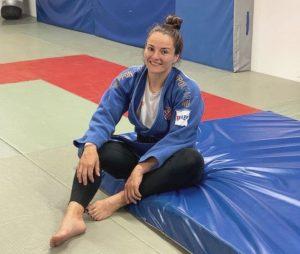 Barbara Matic Croatian sportswomen of the year