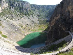Geopark Biokovo - Imotski Lakes closer to UNESCO protection