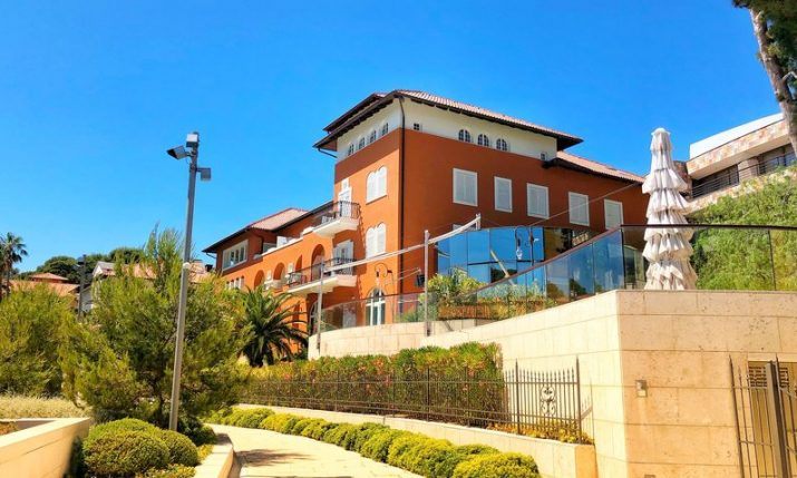 Boutique Hotel Alhambra on Lošinj ranked among 10 best in Europe