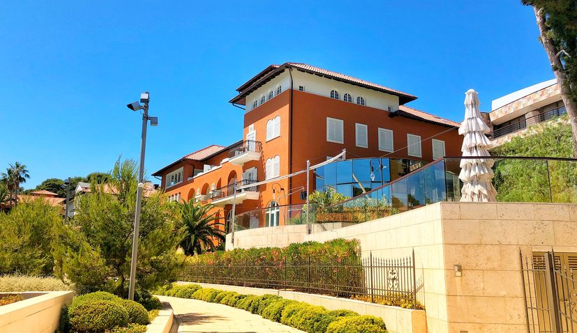 Boutique hotel Alhambraon Lošinj ranked among 10 best hotels in Europe