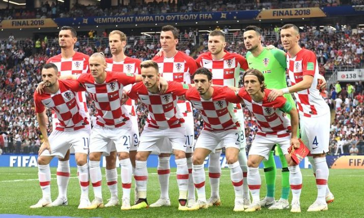 Croatia to learn 2022 FIFA World Cup qualifying group opponents tomorrow
