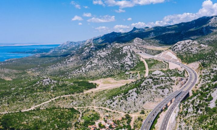 Croatia's accessibility by car a big tourism advantage in 2021