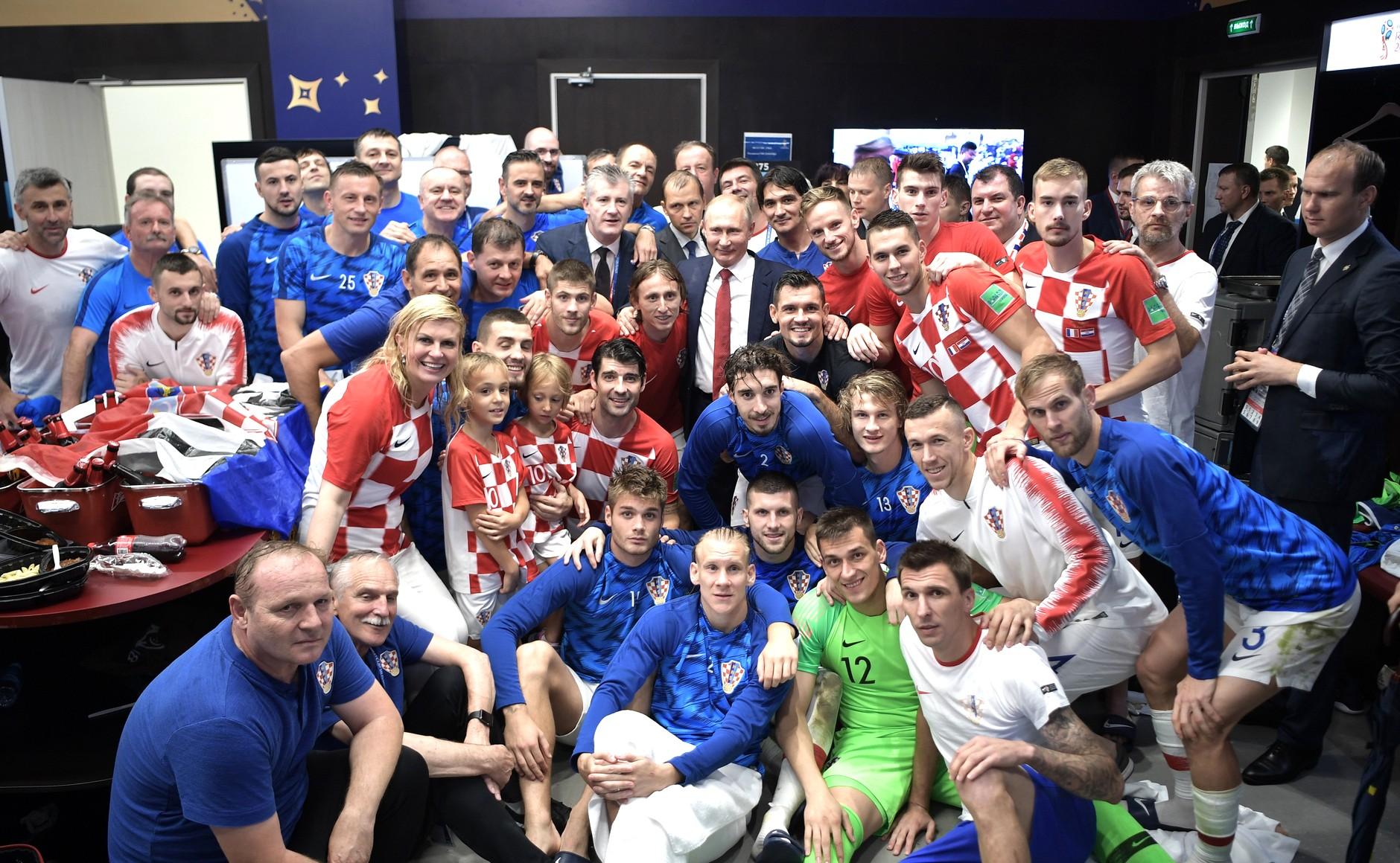 2022 World Cup draw croatia qatar