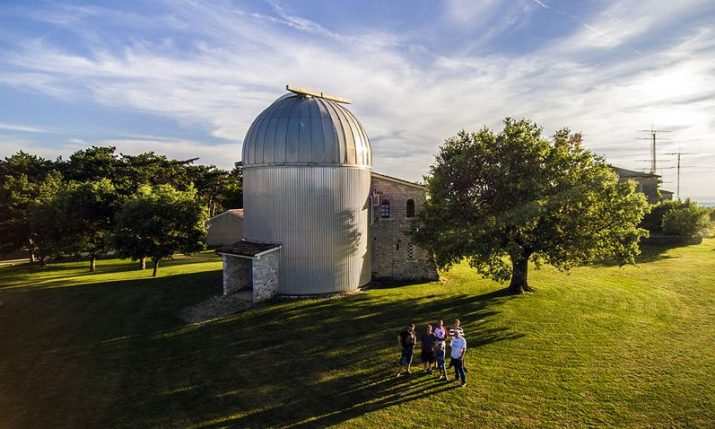 Višnjan Observatory: Big support in crowdfunding campaign to help world's leading observatory in heart of Istria