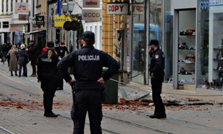 Croatia earthquake: Six dead, at least six seriously injured