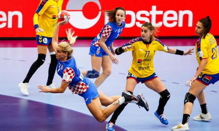 2020 Women's Handball Euro: Croatia moves closer to semi-finals with victory over Romania