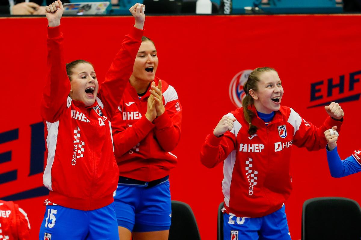 Campionatul European de handbal feminin 2020: Croația