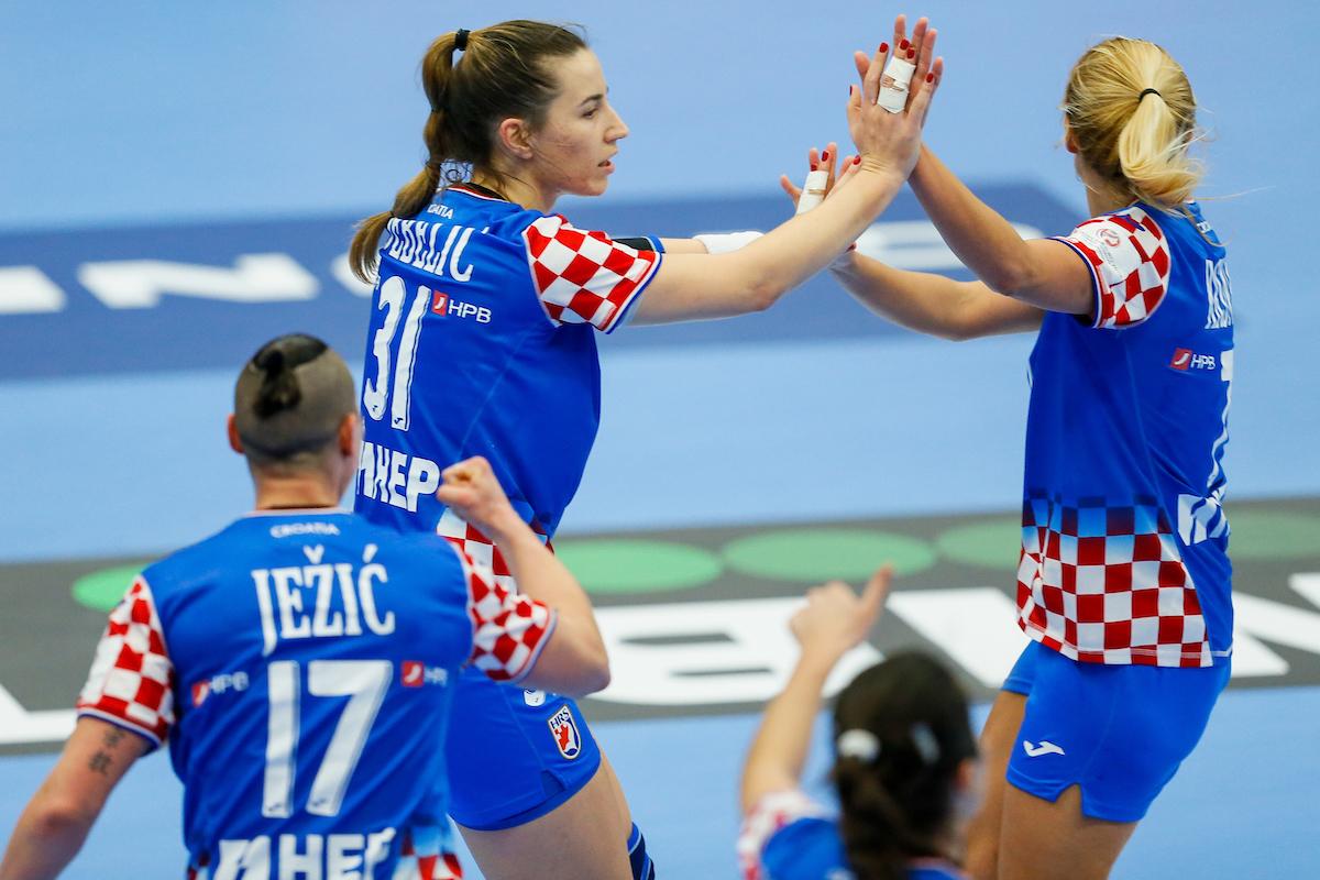 2020 Rokomet za ženske Euro: Hrvaška