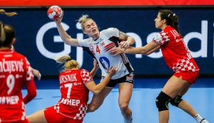 2020 Women's Handball Euro croatia Norway