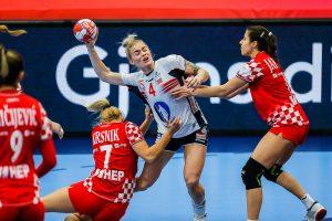 2020 Women's Handball Euro: Semifinal still in sight for Croatia despite first loss to Norway