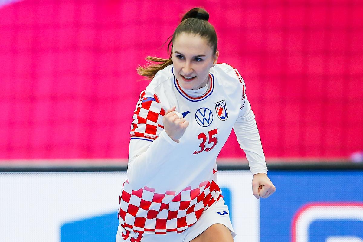 Croatia Germany euro 2020 handball
