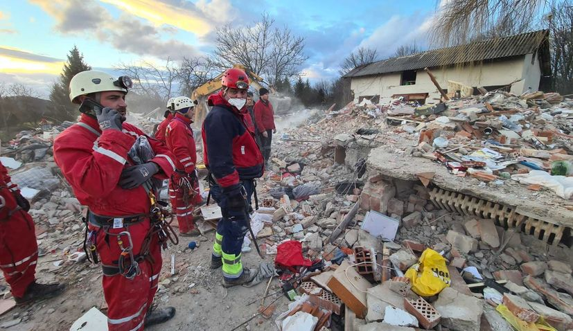 Croatia earthquake: Rescuers find no one under rubble after checking 84 villages