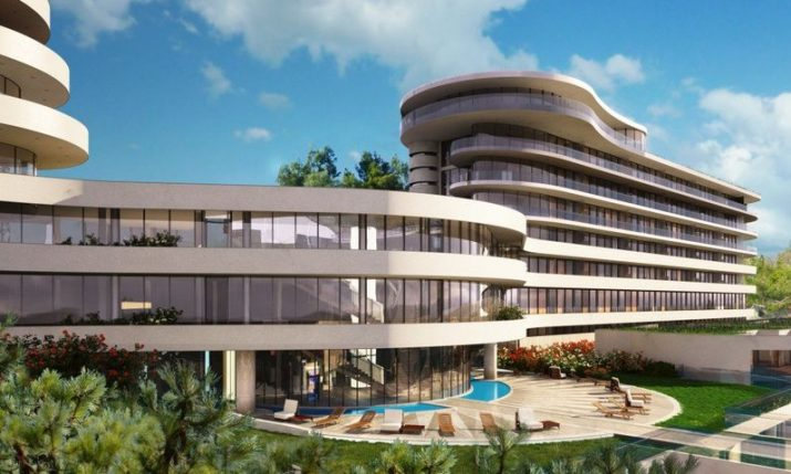 Construction of new Hilton Hotel in Rijeka nearing completion