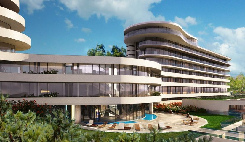 Construction of Hilton Hotel in Rijeka nearing completion