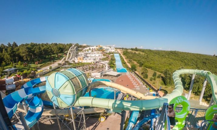 Croatia's Aquapark Istralandia proclaimed world's 4th best water park