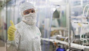 JGL pharmaceutical company employs 85 new workers despite coronavirus crisis