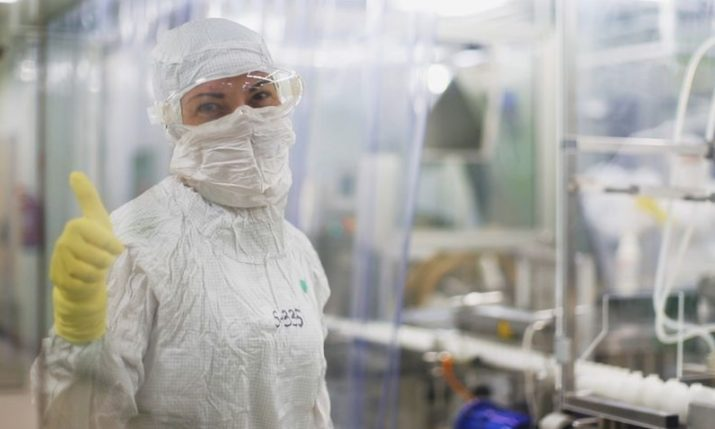 Croatia's JGL pharmaceutical company employs 85 new workers despite coronavirus crisis