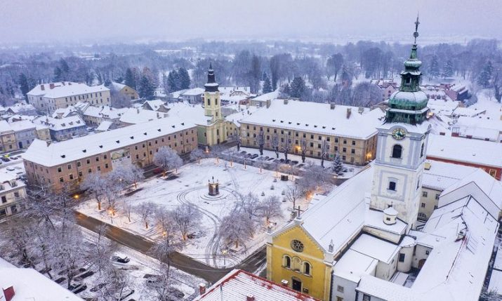 Karlovac: Learn about Advent and Christmas history in the city on four rivers