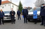 Germany donates vehicles for Croatian border police worth €835,000
