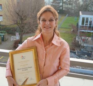 Croatian National Tourist Board awards foreign journalists