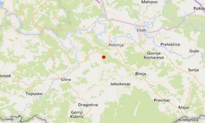 Strong aftershocks rock Petrinja, Zagreb, Sisak