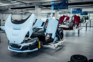 Rimac C_Two Pre-Series Production Begins ahead of 2021 launch