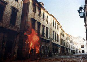 Siege of Dubrovnik 6 december 1991
