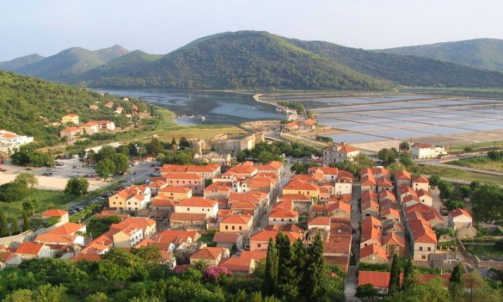 Ston on Pelješac peninsula sees biggest increase in residents in Croatia