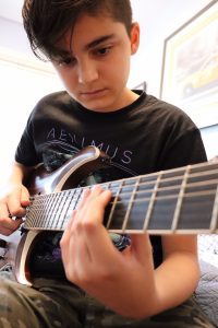 TreBell08 Adam Nemaric 13-year-old Croatian-Candian heavy metal songwriter