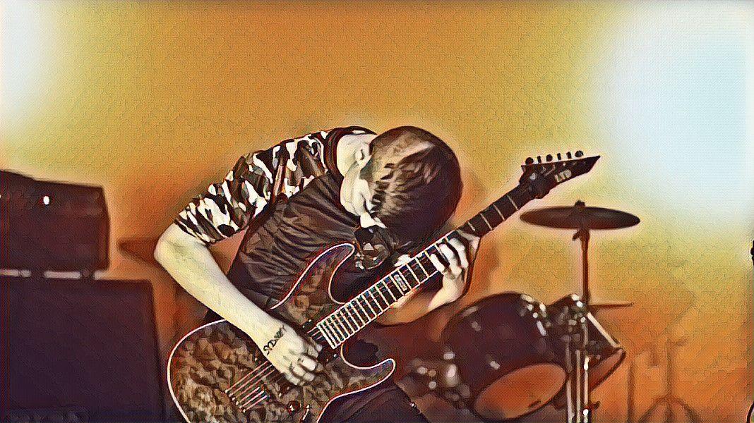 TreBell08 Adam Nemaric 13-year-old Croatian-Candian heavy metal songwriter