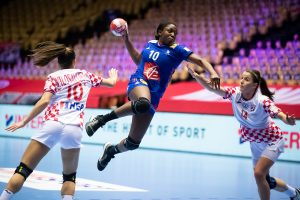 2020 Women's Handball Euro: Croatia to play for bronze medal