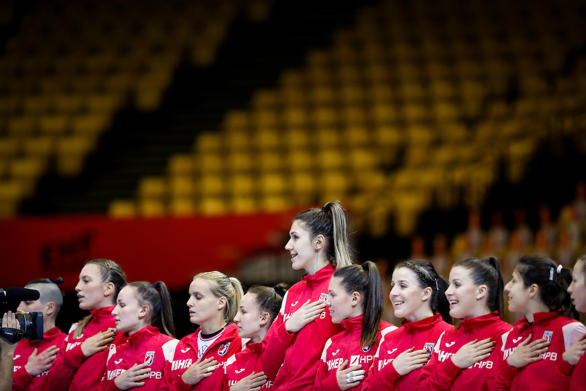 2020 Women's Handball Euro: Croatia to play for bronze medal
