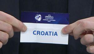 Under-21 EURO final tournament Croatia