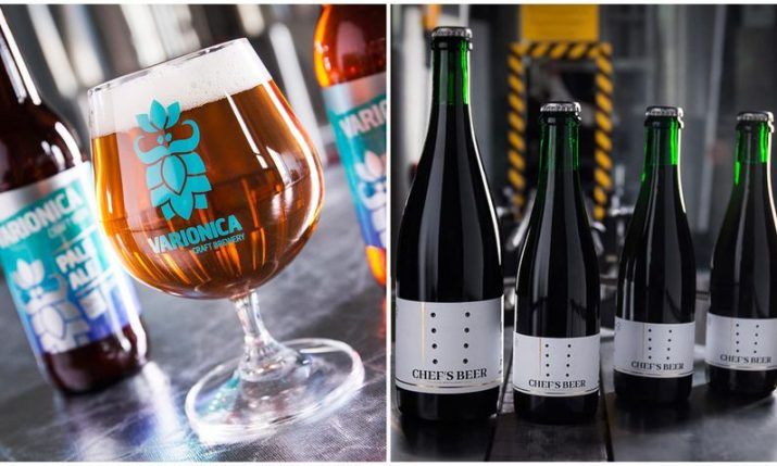 Croatian craft brewery Varionica wins beer Oscar in London
