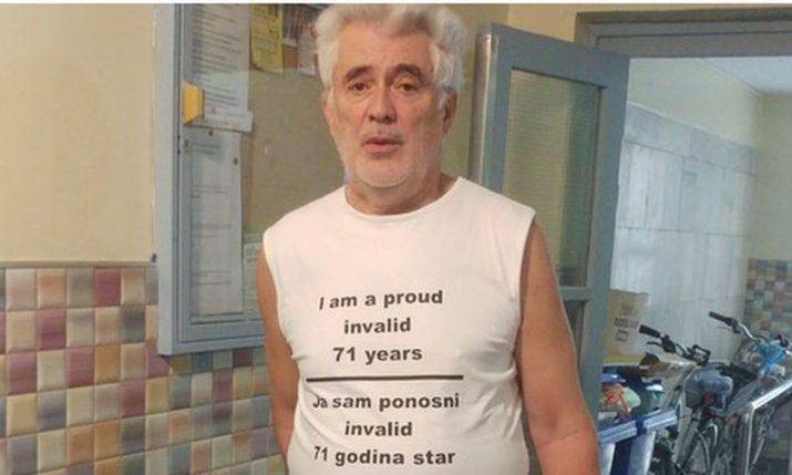 Božidar Deodat Krešić sets new world tower running record in Osijek