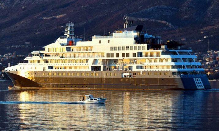 PHOTOS: Croatian shipyard completes €106 million polar cruiser during pandemic